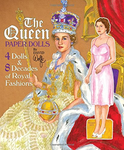 r Dolls: 4 Dolls & 8 Decades of Royal Fashions ()