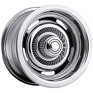 Vision Rally 57 Chrome Wheel (15x8/5x5. 0)