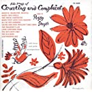 Songs of Courting and Complain