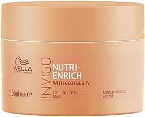Wella Professionals Invigo Nutri-Enrich Deep Nourishing Mask, 150 ml