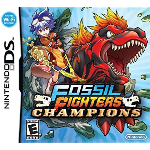 Fossil Fighters: Champions by Nintendo