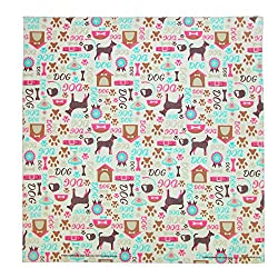 CTM Best of Show Dog Print Bandana by CTM