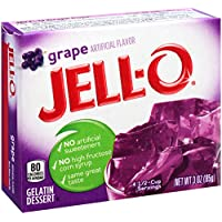 Jell-o grape 85 g