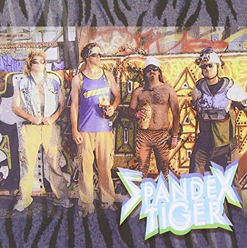 Tiger Spandex Rock (Dumpster Love)
