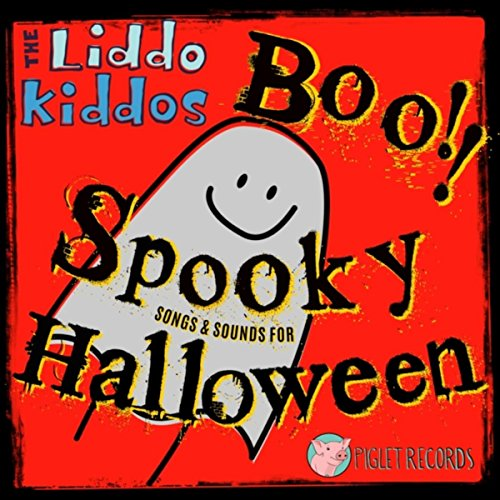 Boo! Spooky Songs & Sounds for Halloween