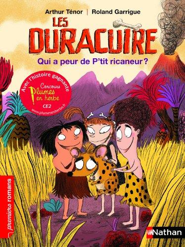 Les Duracuire, qui a peur de P'tit ricaneur ? - Roman Humour - De 7 à 11 ans par Arthur Ténor
