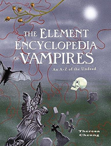 The Element Encyclopedia of Vampires por Theresa Cheung
