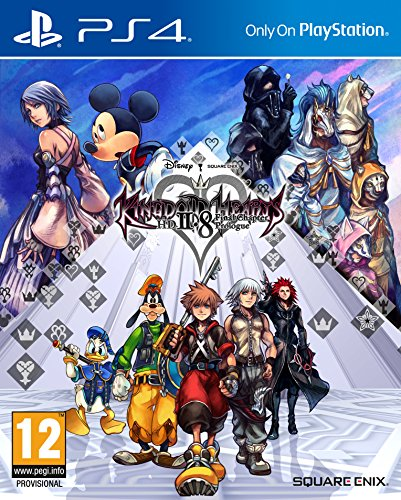 Kingdom Hearts HD 2.8 PS-4 UK multi Final Chapter Prologue (Key Disney Magic Collection)