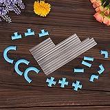 Bazaar Recesky DIY Straws Creative Crazy Straws Puzzle Toy For Fun Party
