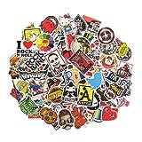 ANKENGS Aufkleber Pack [300-pcs] Graffiti Sticker, Vinyl Stickers, Zufälliger Aufkleber, Vervollkommnen Sie zu Den Laptops, Skateboards Fahrrad, Autos, Kinder, Motorrad, Gepäck, iPhoneund Mehr