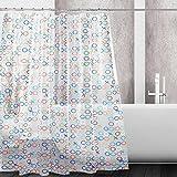 Best Now Designs shower curtain - kilokelvin Shower Curtains Liner XO Design Heavy Duty Review