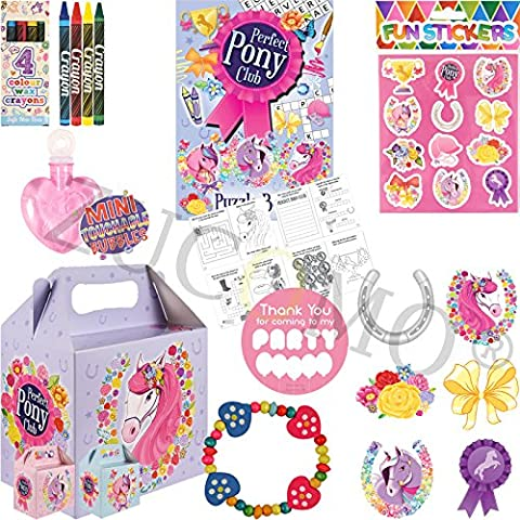 Girls Pre Filled Party Bags For Children Luxury Themed Birthday