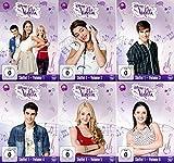 Violetta - Staffel 1.1 + 1.2 + 1.3 + 1.4 + 1.5 + 1.6 (12-Disc | 6-Boxen)