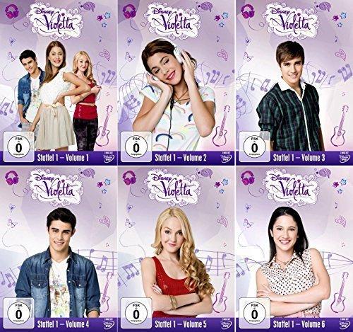 Staffel 1, Vols. 1-6 komplett (12 DVDs)