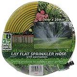 Lay Flat Sprinkler Schlauchlochgartenbewässerung Soaker mit Stecker