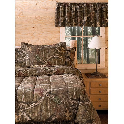 Ufficiale Mossy Oak Mossy Oak Break Up infinity Camouflage comforter set, (Biancheria Oak Bed)