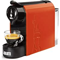 Bialetti Gioia, Macchina da Caffè Espresso per Capsule in Alluminio sistema Bialetti il Caffè d'Italia, Supercompatta…