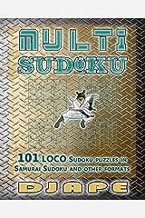 Multi Sudoku: 101 LOCO Sudoku puzzles Taschenbuch