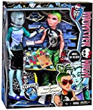 Monster High- Mansters Doppelpack - Gil Webber und Deuce Gorgon