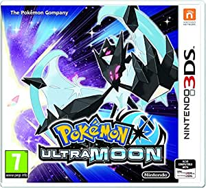 Pokémon Ultra Moon (Nintendo 3DS)