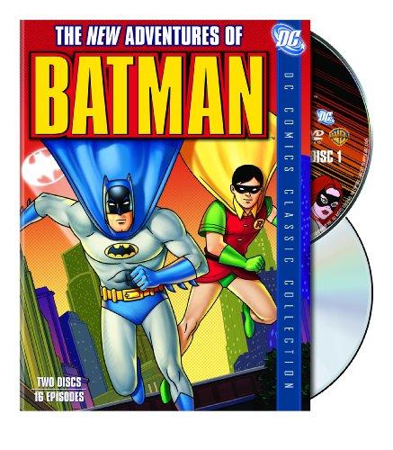 New Adventures of Batman (2 DVDs)