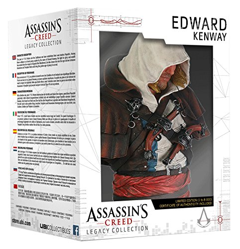 Assassin's Creed Edward Kenway Büste (S Kenway Creed Assassin)
