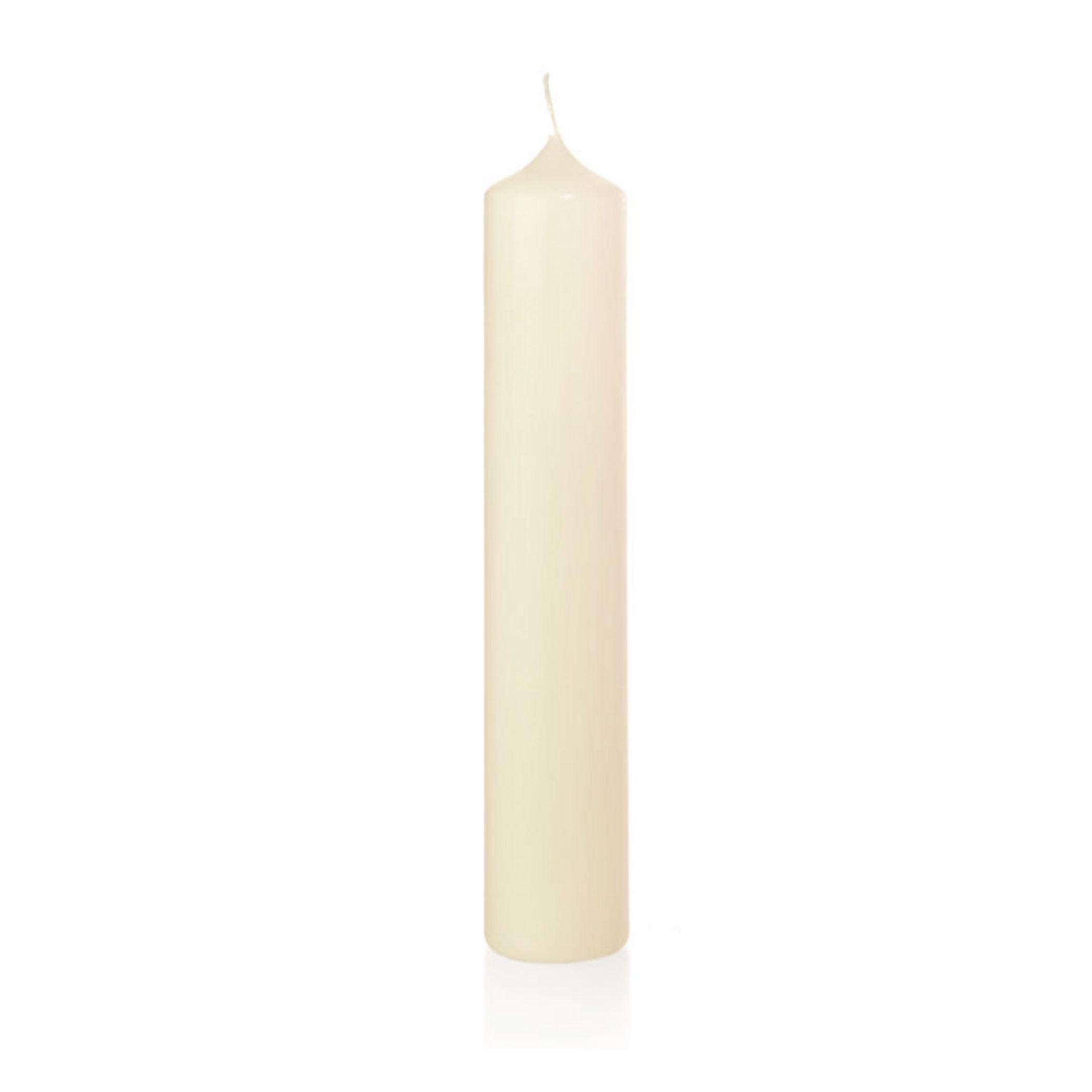 TrendLight 840081Altar candela 400x 70mm 1pezzo–RAL marchio–Crema