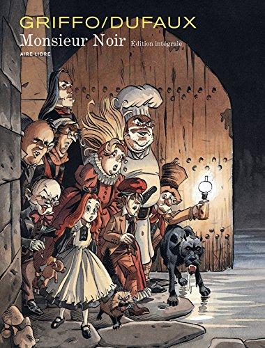 Monsieur Noir Intégrale - tome 1 - Monsieur Noir intégrale (AL25)