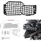 Globalflashdeal Cnc Motorrad Scheinwerfer Schutz Folie Für Bmw F650 F700 F800 Gs Abenteuer F800gs F700gs F650gs F 800 700 650 Gs Auto