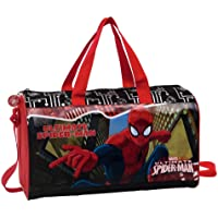Borsa da viaggio Spiderman Red City