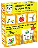 Play Panda Magnetic Puzzles Triangles (2...
