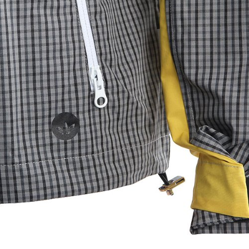 adidas Originals Windjacke / Windbraker O38769 (ADI04) Grau