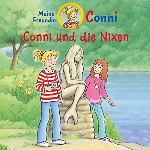 Conni - Conni und die Nixen (Julia Boehme) Edition Silberfisch / Karussell 2018