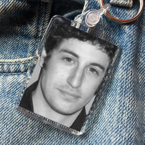 Seasons JASON BIGGS - Original Art Keyring #js003