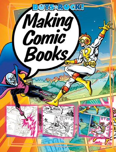 Making Comic Books (Reading Rocks!)