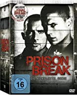Prison Break - Die komplette Serie (inkl. The Final Break) [24 DVDs] hier kaufen