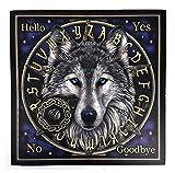 Ouija Board ~ Spirit Board ~ ~ Mystical Lupo Design