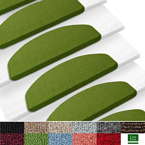 casa-purar-stair-treads-set-of-15-london-green-small-19-x-56-cm-matching-carpet-runners-available
