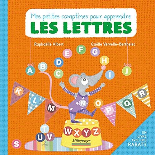 Petites Comptines pour Apprendre les Lettres (Mes)