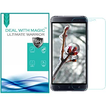Magic Transparent Tempered Glass 2.5 Curve screen Protector For Asus Zenfone 3 (ZE552KL)