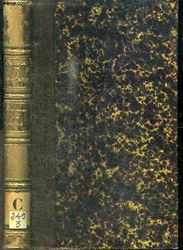 Recueil Général des Lois et des Arrêts, en matière civile, criminelle, commerciale et de droit public ; fondé par J.-B. Sirey - Année 1869 - 1ère partie : Jurisprudence de la Cour de Cassation - 2ème partie : Jurisprudence des Cours Impériales, du Conseil d' Etat, et décisions diverses. par DEVILLENEUVE L.-M. - CARETTE A.-A. et GILBERT P.