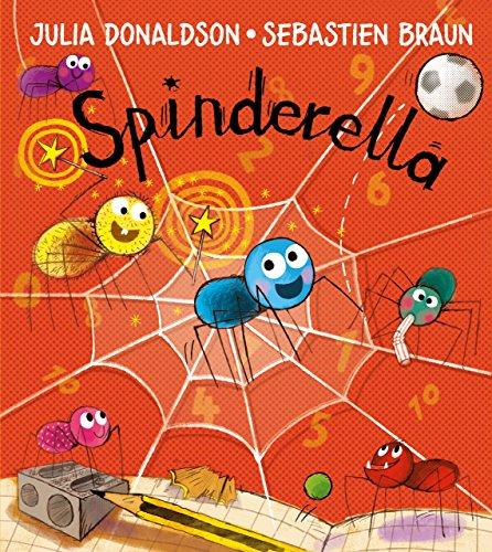 Spinderella por Julia Donaldson