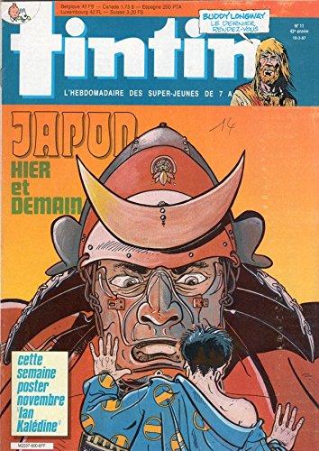 Tintin n° 600 - 10/03/1987 - Japon hier et demain