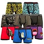 6 Pack Mens Location Boxer Shorts Tru...