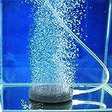 Swiftswan 40mm Teichpumpe Hydrokultur Luft Stein Bubble Disk Belüfter Aquarium Nützliche Aquarium Zubehör Luftpumpe Sauerstoffplatte