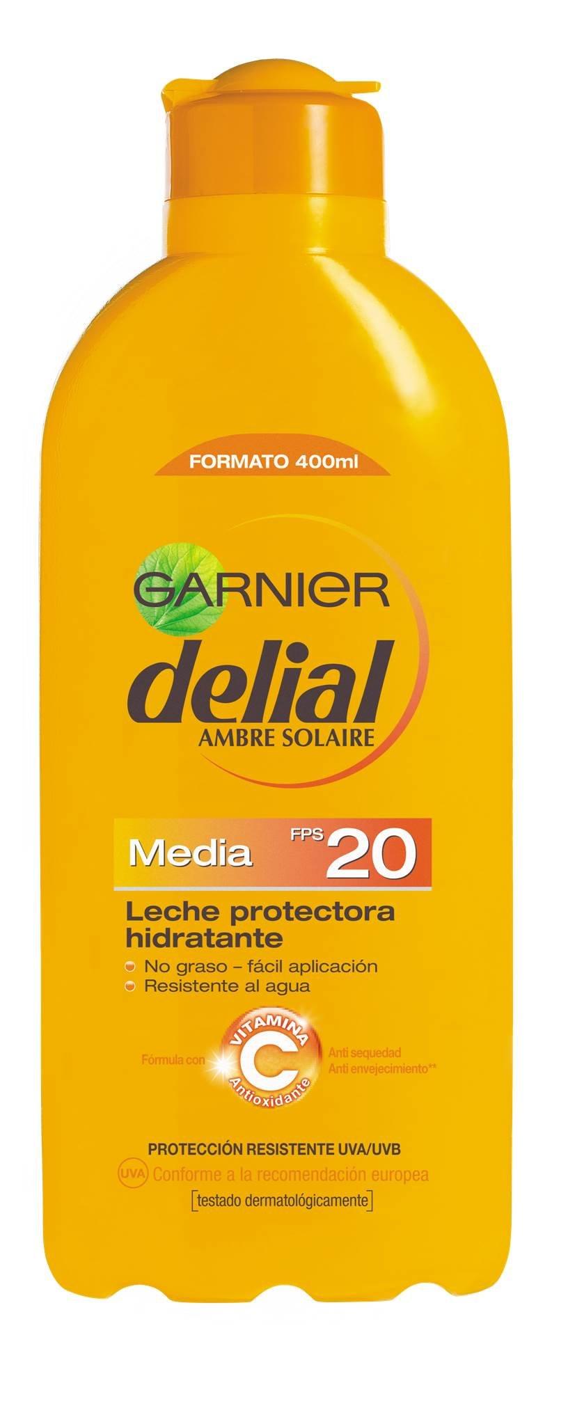 Garnier Delial Kit de Protección Deporte: Protección Facial UV Gel Hidratante IP50+, Bruma protectora IP50+ UV Sport y Leche Hidratante Calmante After Sun – Gel 50 ml, Bruma 200 ml, After Sun 400 ml