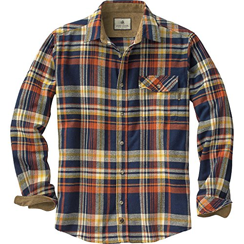 Legendäre WHITETAILS Herren Buck Camp Flanell Hemd (Tall And Big Button-down-hemd)