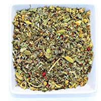 Tranquil Dream - Chamomile & Honeybush - Calming & Relax Tea - Organic- Herbal Loose Leaf Tea - Caffeine Free - Tealyra (4oz / 110g)