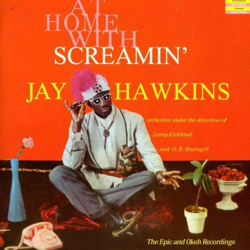 Preisvergleich Produktbild At Home With Screamin' Jay Hawkins
