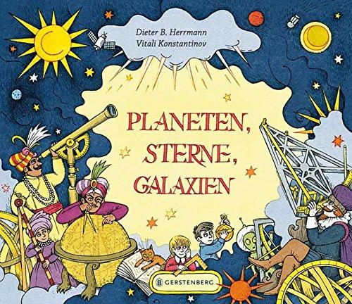 Planeten, Sterne, Galaxien: Ein Streifzug durch das Weltall (Vital Sterne)